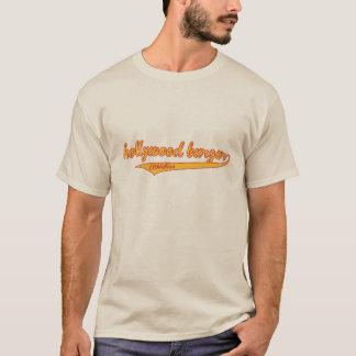 Hollywood-Burger-Leichtathletik-T-Shirt T-Shirt