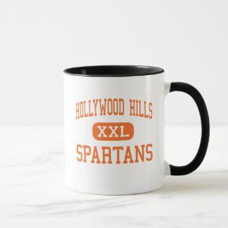 Hollywood Hills - Spartans - hoch - Hollywood Tasse