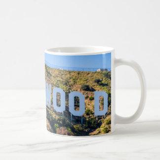 Hollywood Kaffeetasse