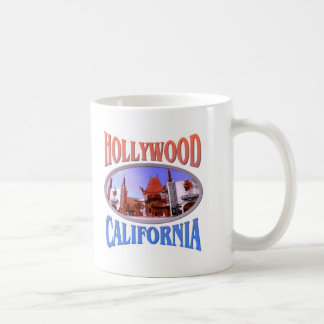 Hollywood Kalifornien Kaffeetasse