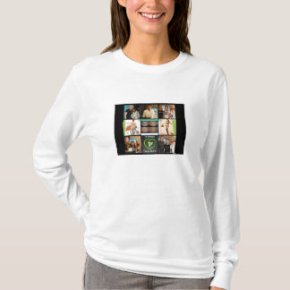 Hollywood-Pullover T-Shirt