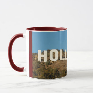 Hollywood-Tassenkastanienbraun Tasse