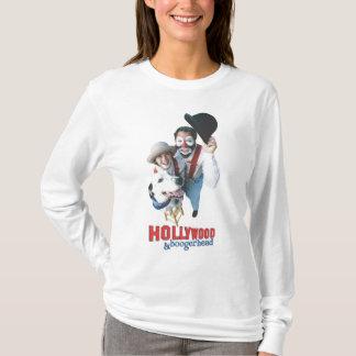Hollywood und Boogerhead T-Shirt