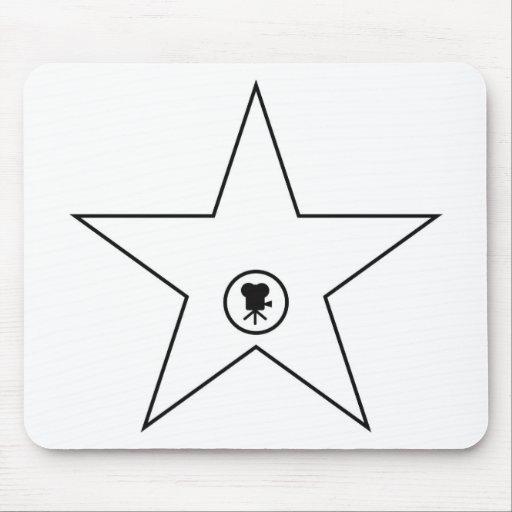 Hollywood Walk of Fame Mauspads