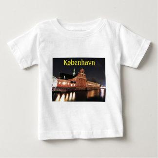 Holmens Kirche (Kirke) in Kopenhagen, Dänemark Baby T-shirt