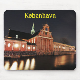 Holmens Kirche (Kirke) in Kopenhagen, Dänemark Mousepad