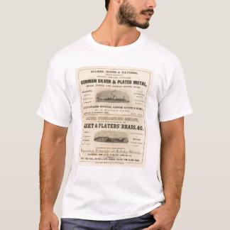 Holmes, Stand und Haydens T-Shirt