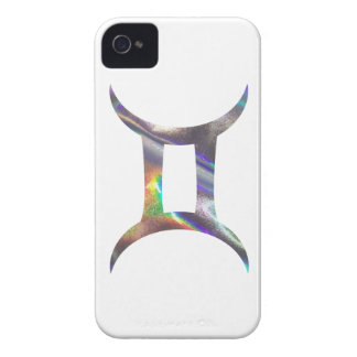 Hologramm Zwillinge iPhone 4 Cover