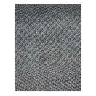 Holperige Oberfläche eines Blattes des Postkarte