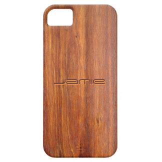 Holz kundengebundene Abdeckungen iPhone5 iPhone 5 Schutzhüllen