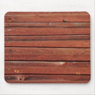 Holz mit antiker Patina Mousepad