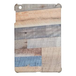 Holz rustikal iPad mini hülle