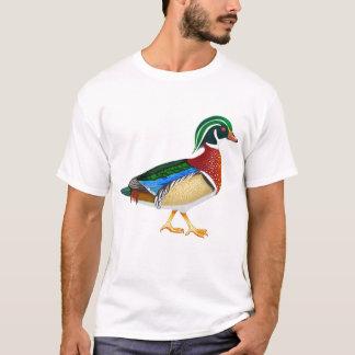 Hölzerne Enten-T - Shirt