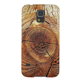 Hölzerne Möbel-natürliche Samsung Galaxy S5 Cover