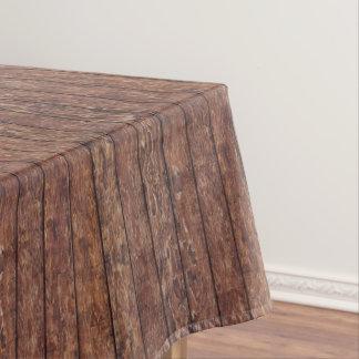 Hölzerne Planken, Barken, Bretter, Scheunen-Wand - Tischdecke