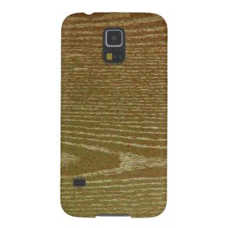 Hölzerne Täfelung Samsung Galaxy S5 Cover