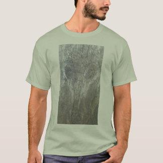 Hölzerner Dämon T-Shirt