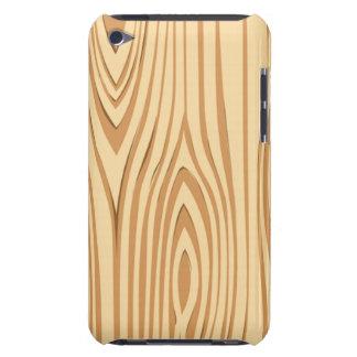 Hölzerner Musteripod-Touchfall iPod Case-Mate Case