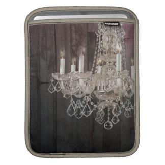 Hölzerner Pariser Vintager Leuchter der Sleeve Für iPads