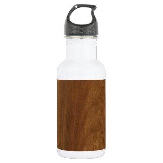 HÖLZERNES amerikanisches blanche freier Raum der Trinkflasche