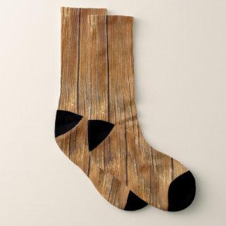 Hölzernes Korn Socken