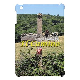 Hölzernes Kreuz, EL Camino, Spanien iPad Mini Hülle