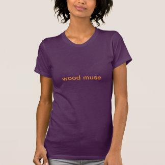 hölzernes Muse T-Shirt