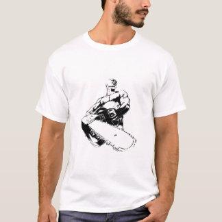 Holzfäller-Shirt T-Shirt