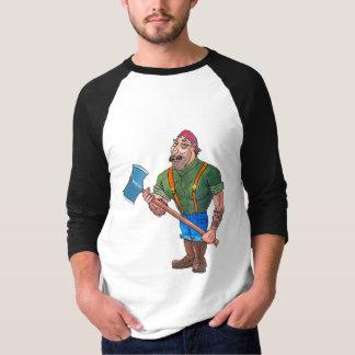 Holzfäller-T - Shirt