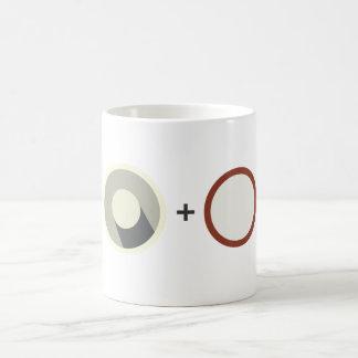 Holzhammer + Kobold Kaffeetasse