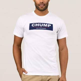 Holzklotz für Präsidenten Shirt