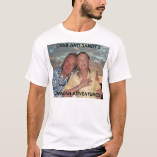 HOLZKOHLE UND SANDYS ABENTEUER T-Shirt