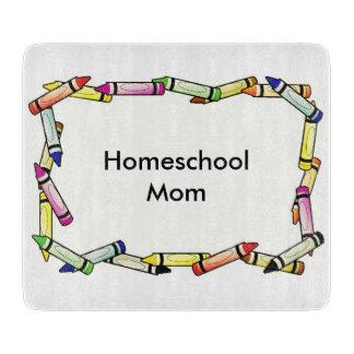 Homeschool Mamma Schneidebrett