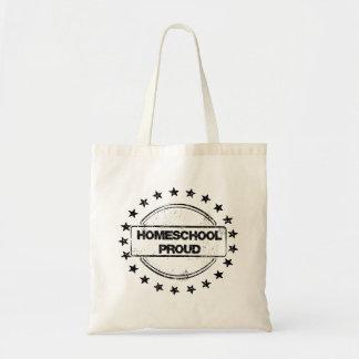 Homeschool stolze Taschen-Tasche Tragetasche