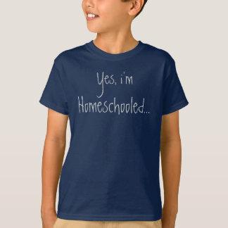 Homeschool T - Shirt für Kinder