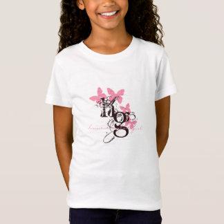 homeschooled Mädchenjugend-Shirt T-Shirt