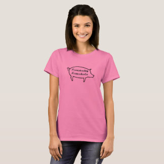Homesteading Homeschooler T-Stück T-Shirt