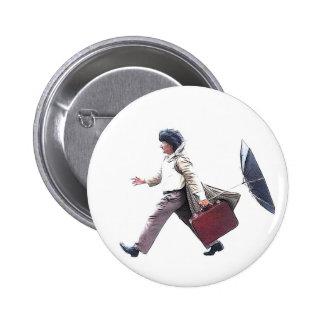 homme pressé runder button 5,1 cm
