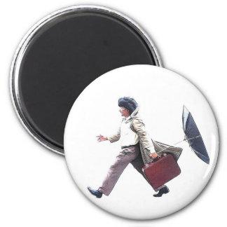 homme pressé runder magnet 5,7 cm