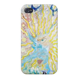 HOMME SOLAIRE Malerei von DESFORM iPhone 4/4S Case