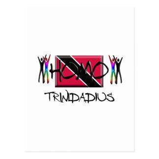 Homo Trinidad Postkarte
