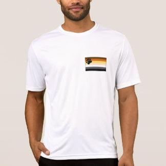 Homosexuelle Bärn-Stolz-Flagge T-Shirt