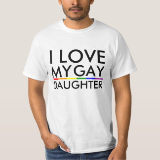 Homosexuelle/der Lesbe I Liebe meine homosexuelle Shirts