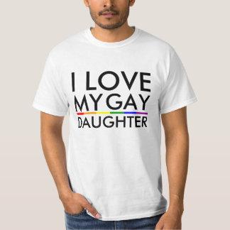 Homosexuelle/der Lesbe I Liebe meine homosexuelle T-Shirt