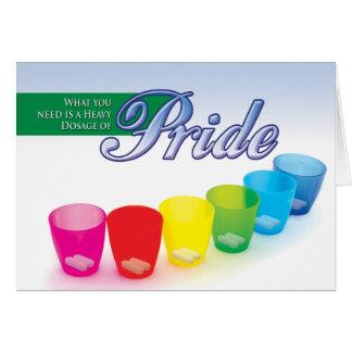 Homosexuelle Karten - schwere Dosierung