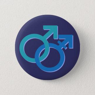 Homosexuelle Transmen Knöpfe Runder Button 5,1 Cm