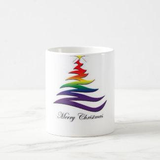 Homosexuelle WeihnachtsTasse Kaffeetasse