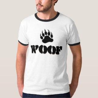 Homosexueller Bärn-Stolz-Bärenpranke SCHUSS T-Shirt