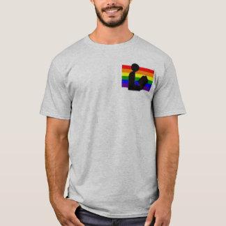 Homosexueller Bibliothekar T-Shirt