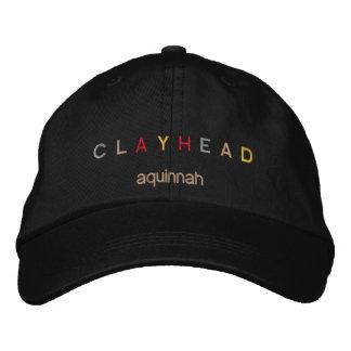 Homosexueller Hauptlehm-Kopf-Hut Bestickte Kappe